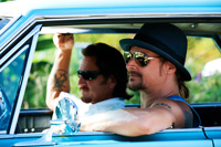 Kid Rock & Sean Penn Prep for Prius Scene in Americans