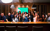 Americans Film Cast & Crew Photo with Jameson Stafford